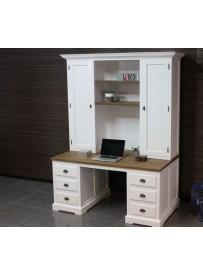 biurko w zabudowie
