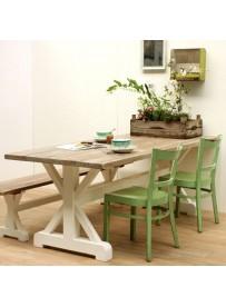 Stół krzyżakowy